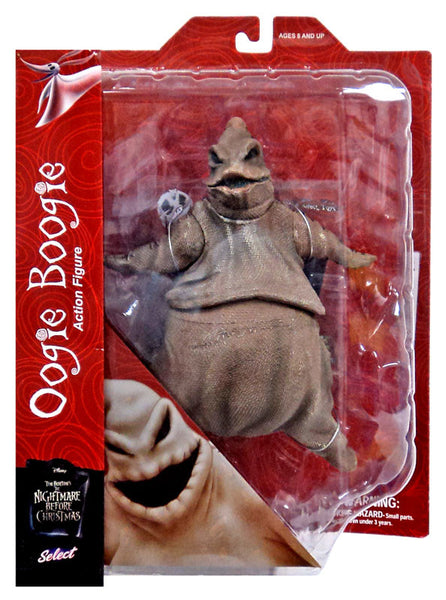 The Nightmare Before Christmas Select Oogie Boogie
