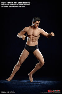 TM01A Super Flexible Male Seamless Body