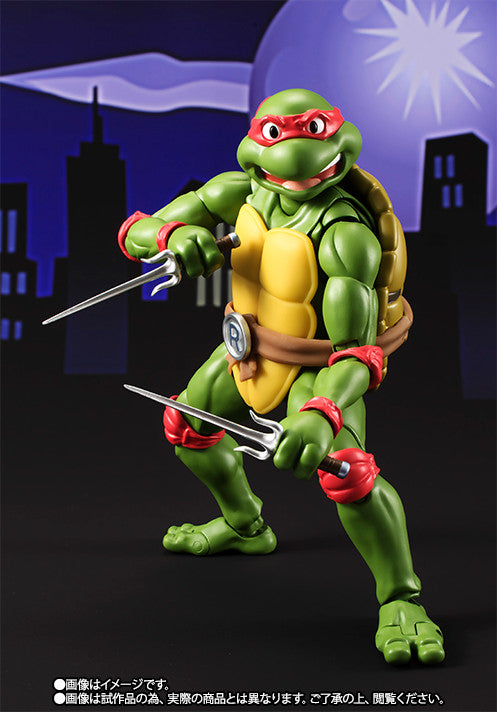 S.H. Figuarts Teenage Mutant Ninja Turtles Raphael