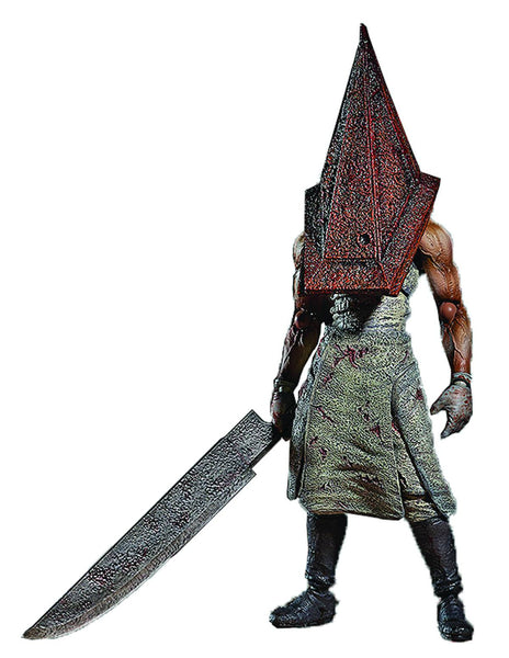 figma SP-055 Red Pyramid Thing