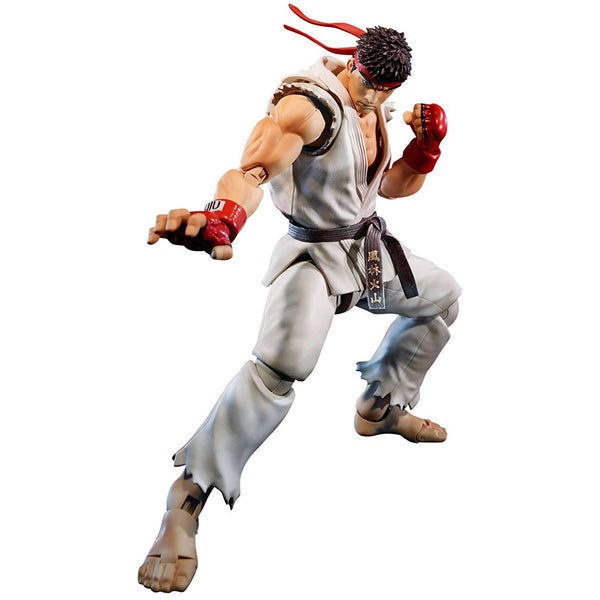 S.H. Figuarts: Street Fighter V Ryu