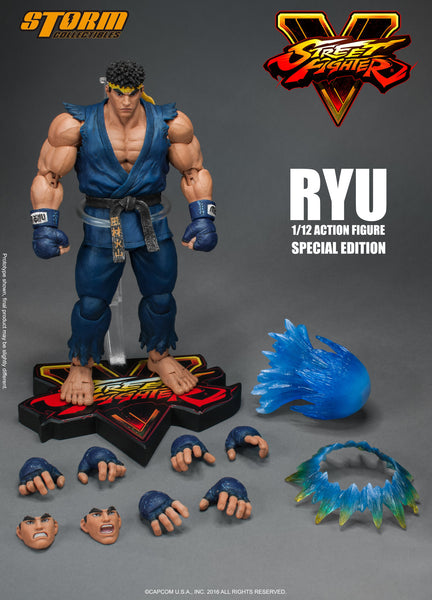 Storm Collectibles Street Fighter V Ryu (Special Edition)