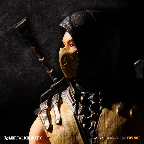 Mortal Kombat X: Scorpion (4