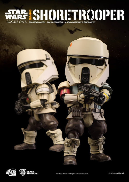 Egg Attack Action: EAA-040 Rogue One: A Star Wars Story Shore Trooper