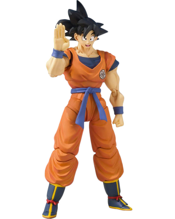 S.H. Figuarts Son Goku (A Saiyan Raised On Earth)