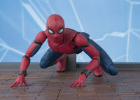 "S.H. Figuarts: Spider Man: Homecoming ""Spider Man"" & Wall Set"