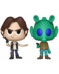Vynl. Star Wars: Han Solo & Greedo