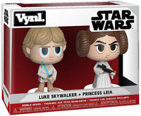 Vynl. Star Wars: Luke Skywalker & Princess Leia