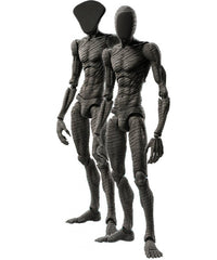 Super Action Statue: Ajin: Demi-Human: Invisible Black Matter (Kei Nagai/Sato)