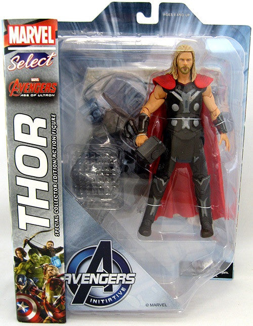 Marvel Select Avengers Age of Ultron: Thor