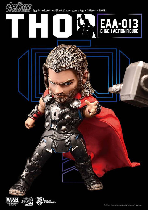 Egg Attack Action: EAA-013 Avengers: Age Of Ultron Thor