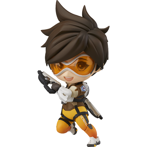Nendoroid 730 Overwatch Tracer: Classic Skin Edition