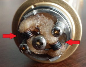 Avoid Vaping With A Dirty Coil