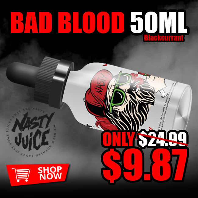 BAD BLOOD 50ML SALE