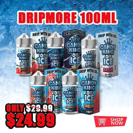 DRIPMORE CANDY KING ON ICE 100ML
