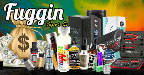 The Art of Vape Mixology!!