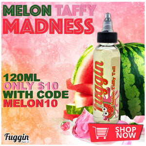 MELON TAFFY MADNESS