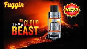 A Beast of a Tank: TFV8 Cloud Beast SUB-OHM TANK