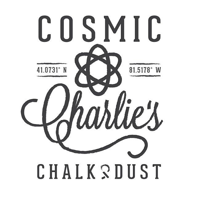 Cosmic Charlie's Chalk Dust