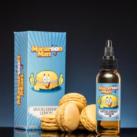 Macaroon Man E-Liquid