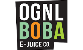 OGNL Boba E-juice