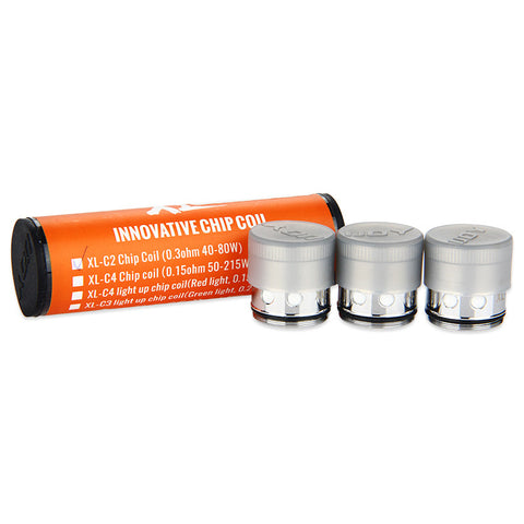 Limitless EXO XL Replacement Coils - 3 Pack