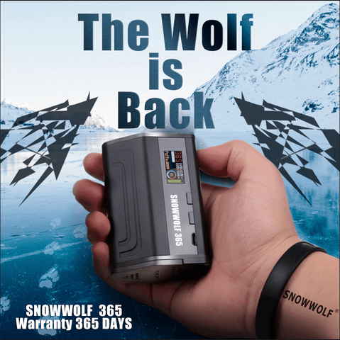 Snow Wolf 365 TC Box Mod