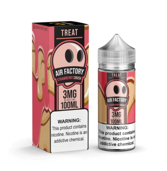 Air Factory Treat Strawberry Crush 100mL