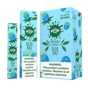 POP Disposable - Blue Raz - 1 Pack