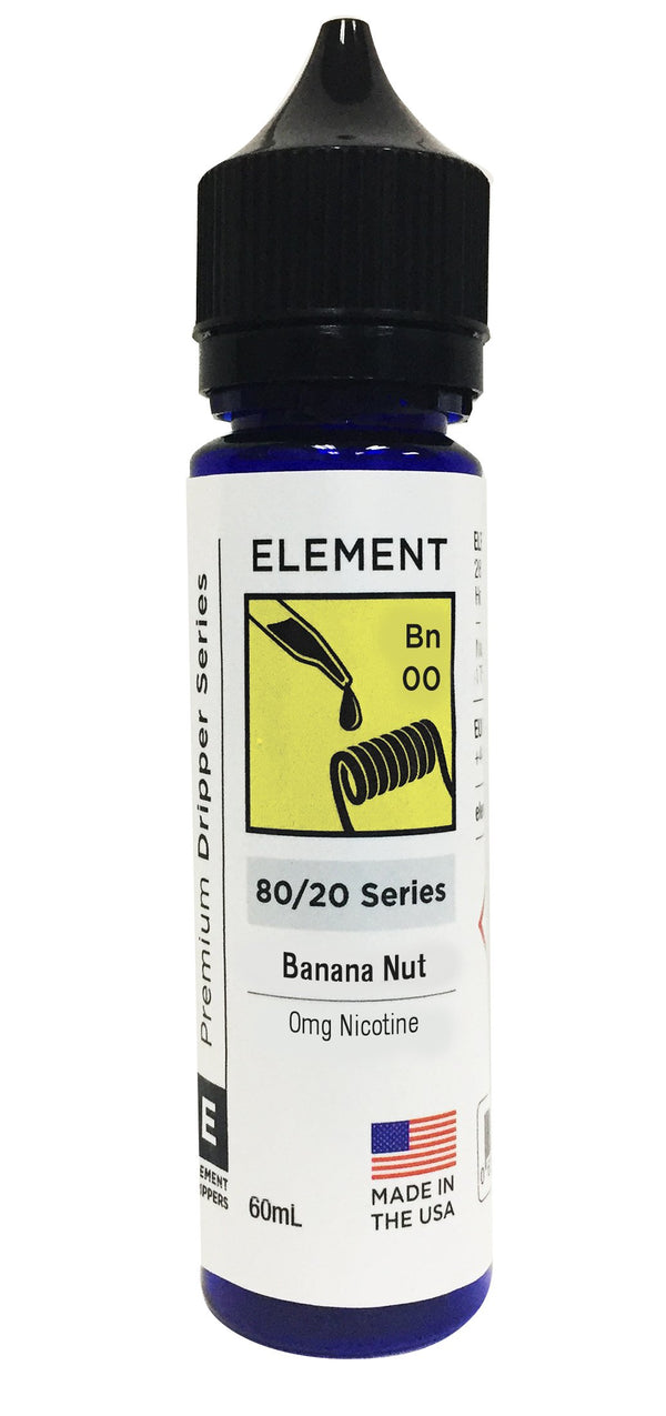 Element | Banana Nut Dripper - 60mL