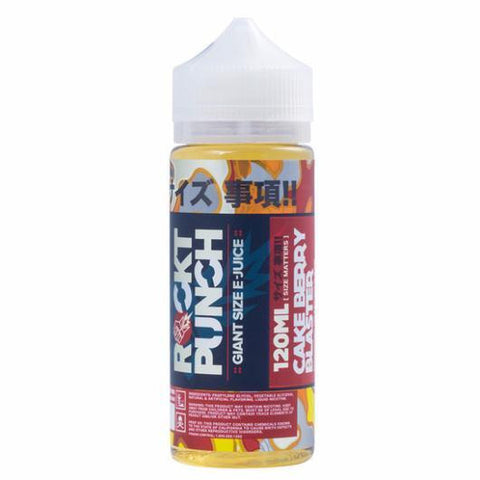 Rockt Punch Cake Berry Blaster 120mL