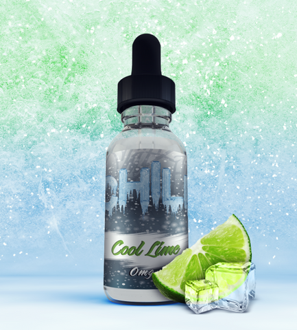 Cool Lime Chubby 60mL