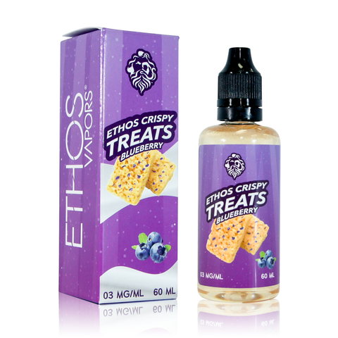 Blueberry Crispy Treats 60mL