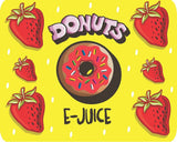 Strawberry Jam Donuts 30mL