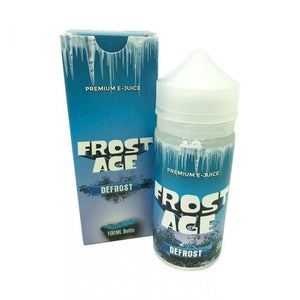 Frost Age Frozen Clouds 100mL - Fuggin Vapor Co.