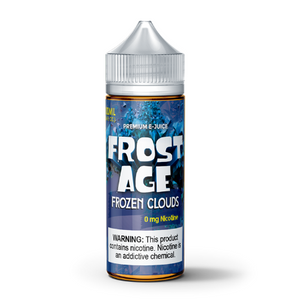 Frost Age Frozen Clouds Blue 100mL