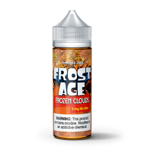 Frost Age Frozen Clouds Orange 100mL