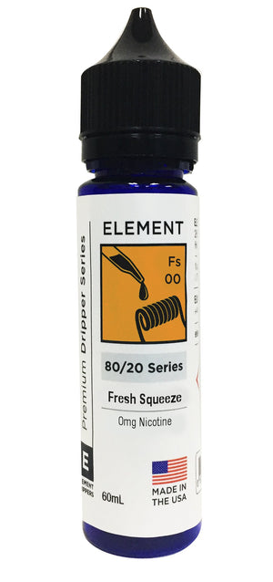 Element | Fresh Squeeze Dripper - 60mL