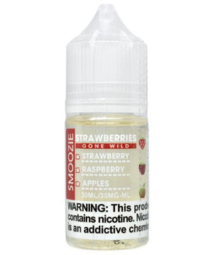 Smoozie SALT Strawberries Gone Wild 30mL