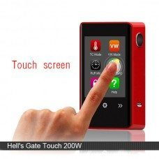 Hells Gate Touch 200W TC Box Mod