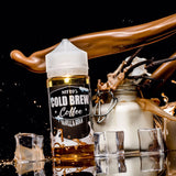 Cold Brew Coffee - Vanilla Bean 100mL