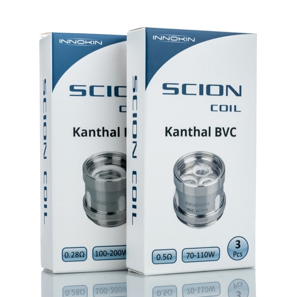 Scion Replacement Coils 3 Pack - Fuggin Vapor Co.