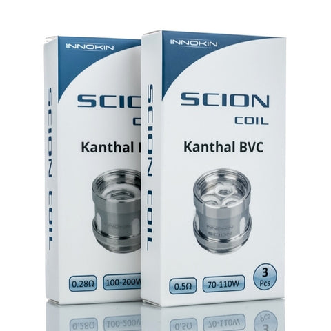 Scion Replacement Coils 3 Pack