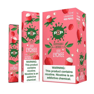 POP Disposable - Iced Lychee - 1 Pack
