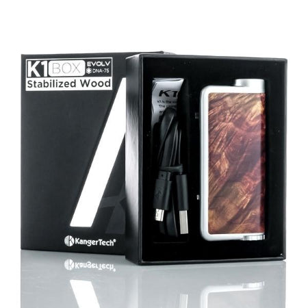K1 Stabilized Wood DNA 75 Mod
