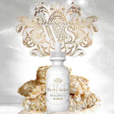 White Series Marshmallow Crisp 60mL