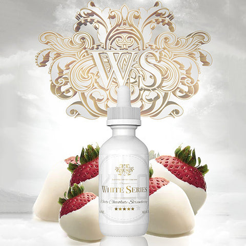 White Series Strawberry White Chocolate 60mL