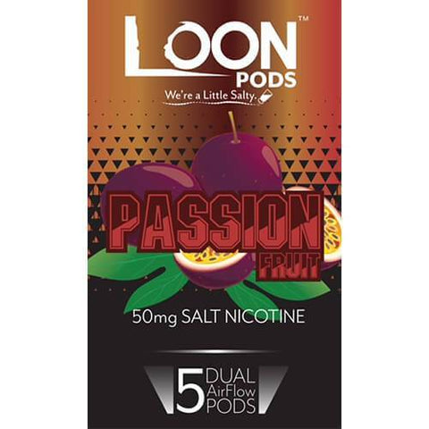Loon Pods Passion Fruit (Juul Compatible) - 5PK
