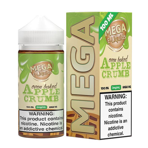 MEGA - Apple Crumb 100mL