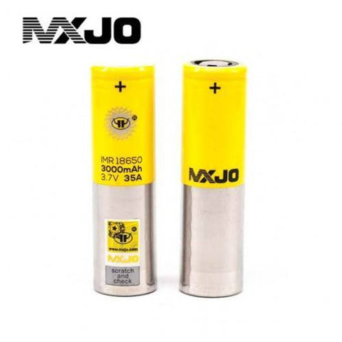 MXJO 3000mAh 35A 18650 Battery